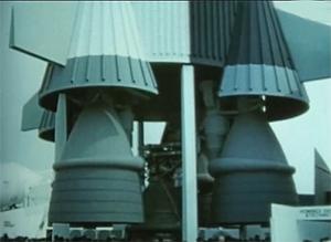 Salon a ronautique et de l 39 espace bourget 1969 for Salon aeronautique