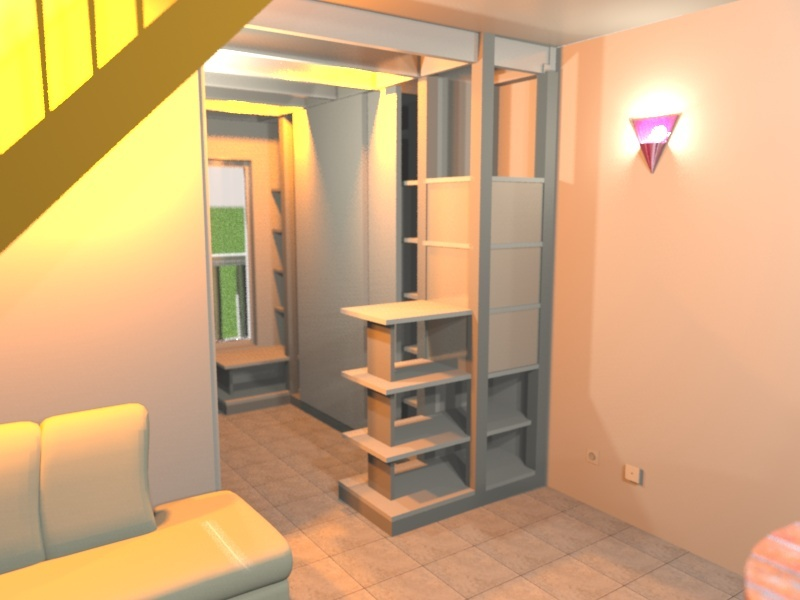 Sweet home 3d forum view thread let me introduce myself for Idee dressing entree