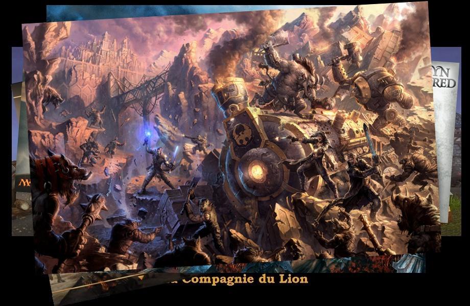 La Compagnie du Lion