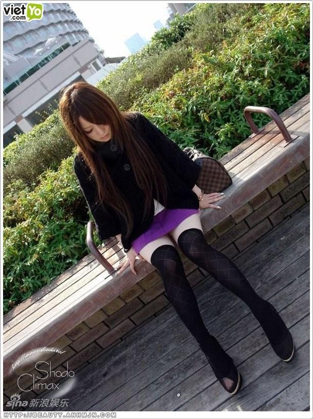 Nữ diễn viên JAV Nhật khoe ảnh sex làm thanh niên mỏi tay