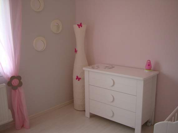 Quel gris marier avec du rose pale pour une chambre de for Quel radiateur pour une chambre