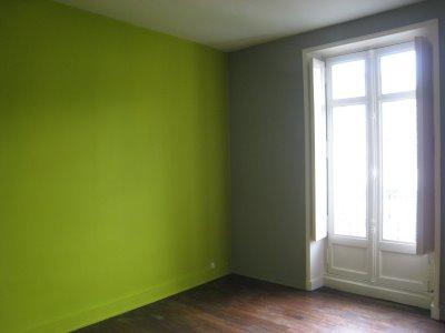 Cuisine gris et vert anis cuisine grise et vert anis quelle couleur mettre avec une cuisine for Chambre orange et vert anis