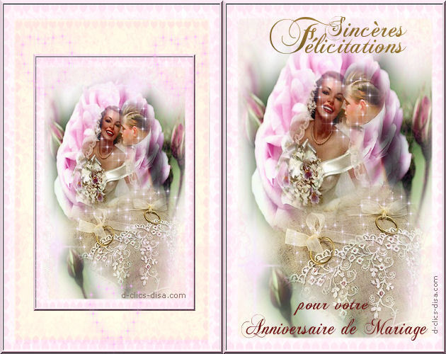 vous fter votre anniversaire de mariage 23 ans de mariage a se fte alors tous mes voeux de bonheur et de longue vie vous deux moi aussi - 50me Anniversaire De Mariage Texte