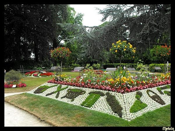 Le jardin des plantes de coutances for Le jardin de plantes