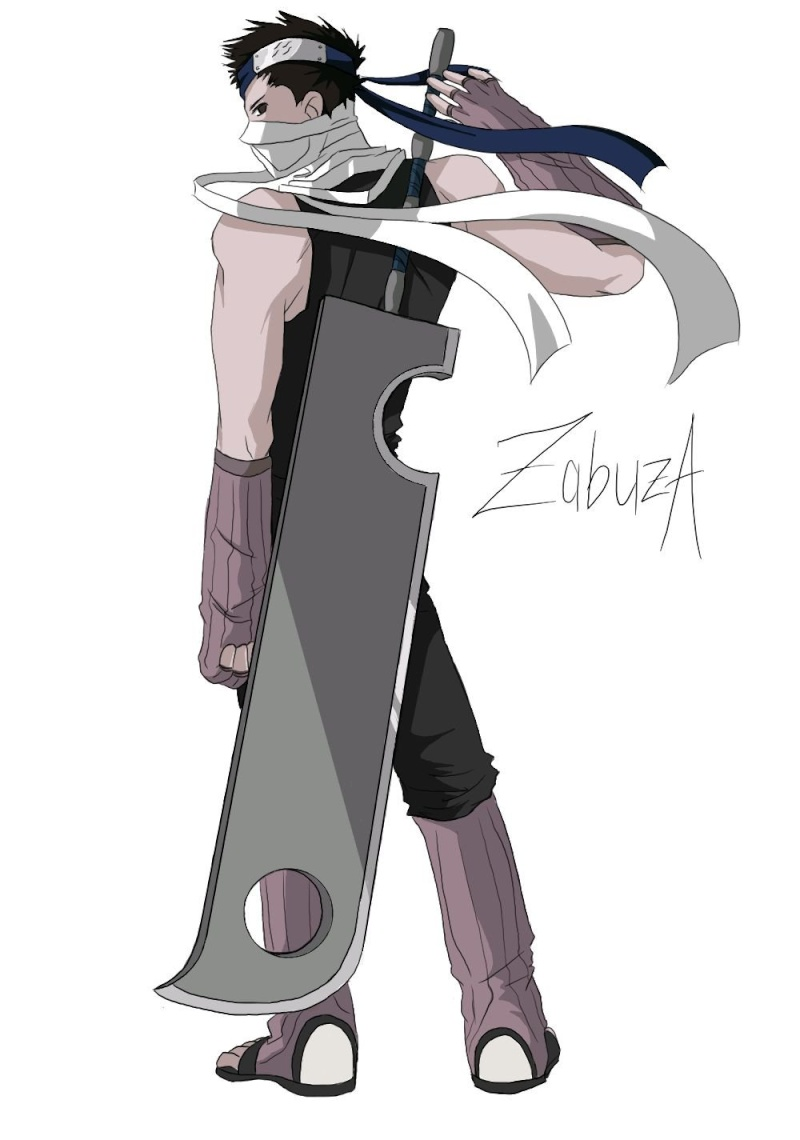 GALLERY Zabuza Demon Of The  Zabuza Demon