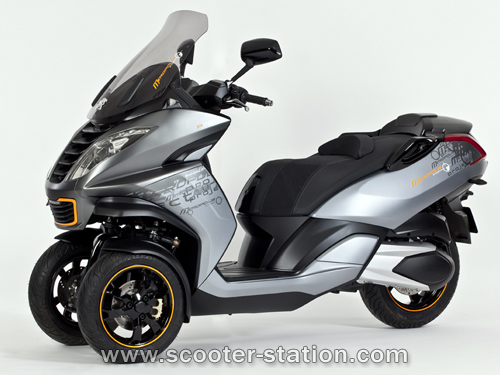 deux roues psa c 39 est aussi les scooters. Black Bedroom Furniture Sets. Home Design Ideas