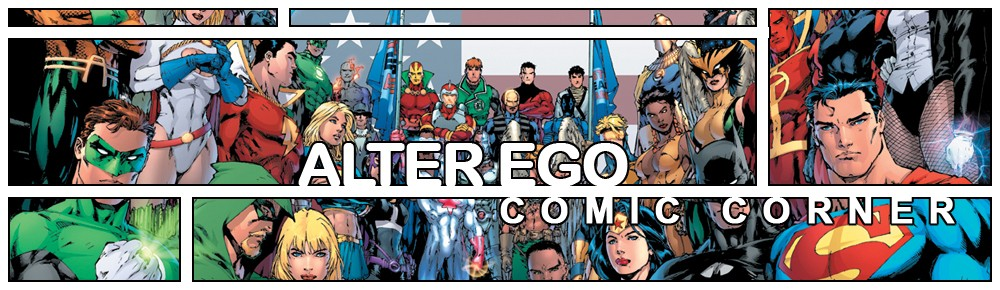 Alter Ego Comic Corner