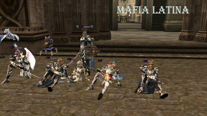 Mafia Latina Clan L2