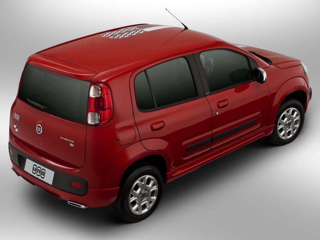 Fiat Uno 2 - Finition Attractive