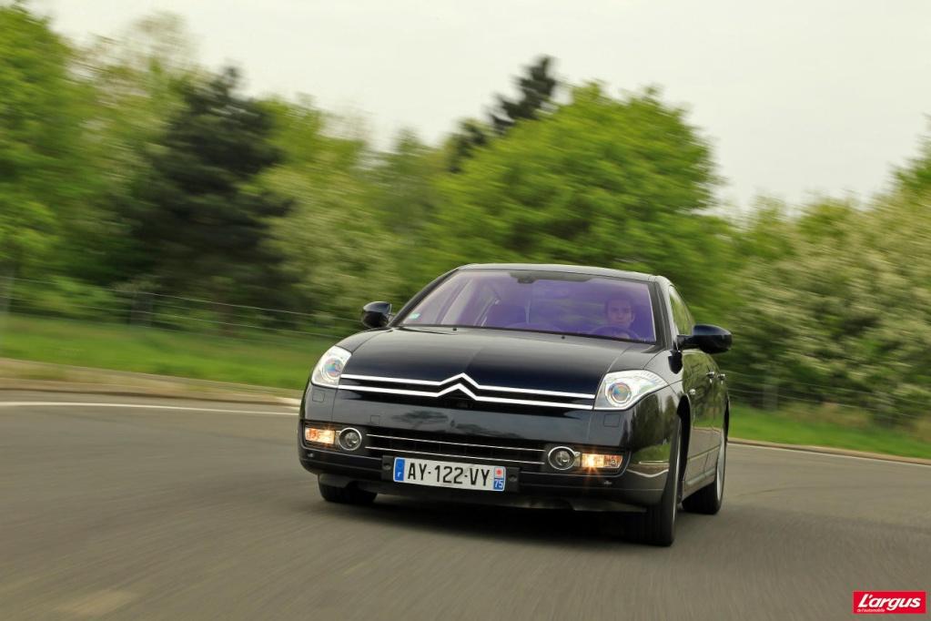 2012 - Citroën C6 V6 3.0 HDi 240 ch