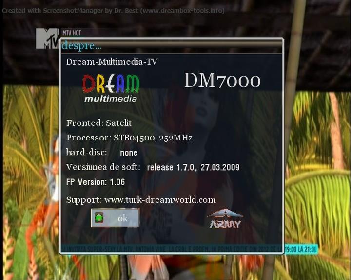Gogoman Backup TDW 1.70 DM7000 Multiboot