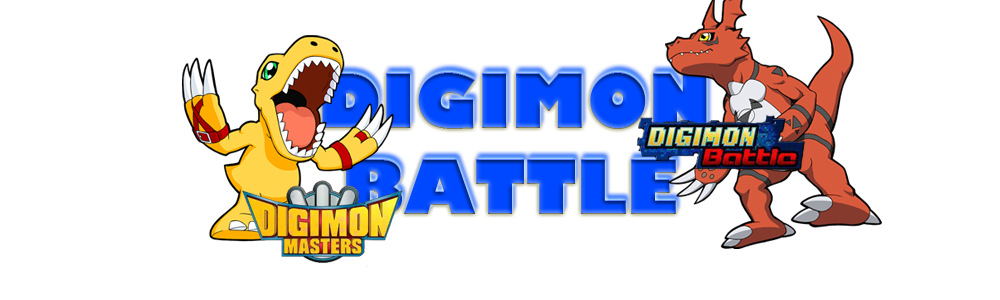 DBO & DMO (Digimon Battle e Digimon Masters online)