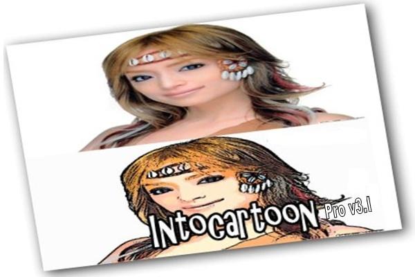الساحر لتحويل الصور الى كرتون: Intocartoon_pro_3.1   التجربة