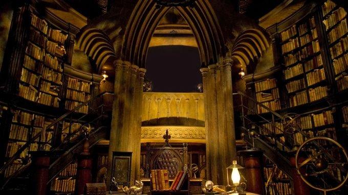 Bildergebnis für schulleiterbüro hogwarts
