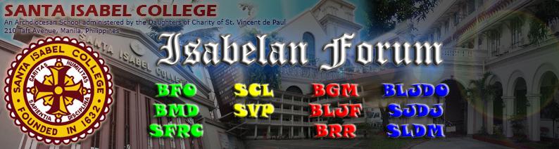 Isabelan Forum