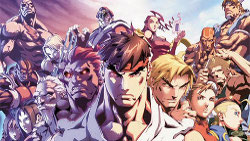 Super street fighter 4 AE : Les personnages