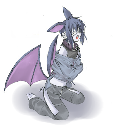 Bio  Ito was found abandoned in an alleyway  badly beaten and half    Zubat Gijinka