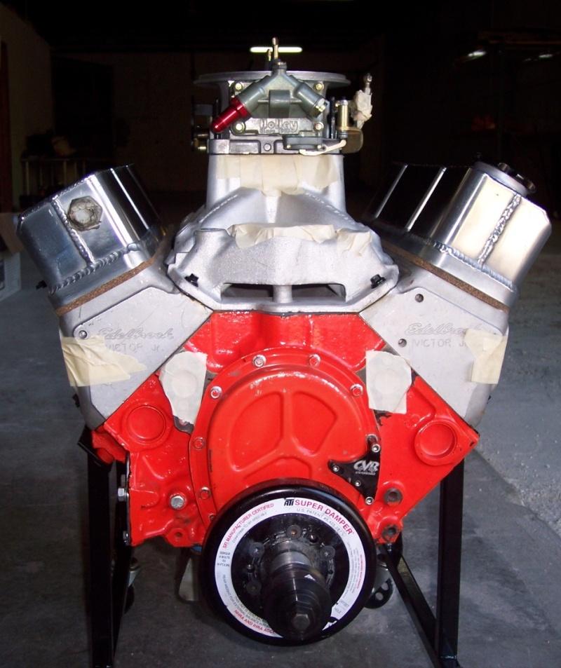 438ci SBC 700 HP, FRESH 0 RUNS $6000.00