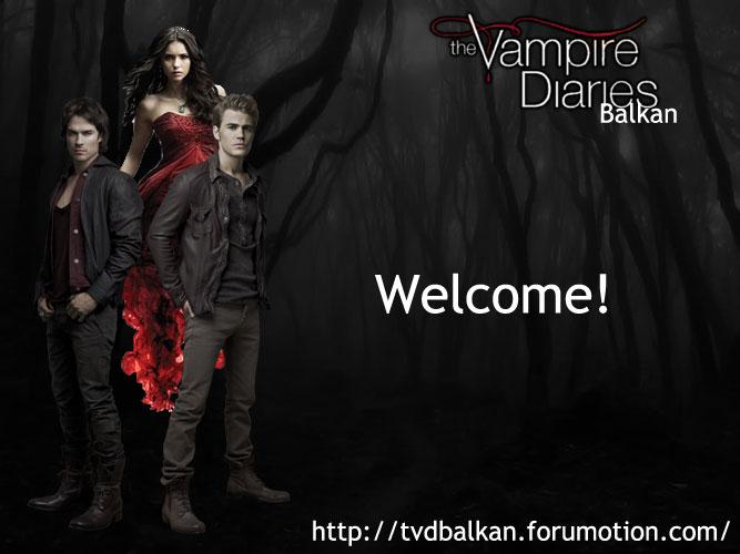 The Vampire Diaries Balkan