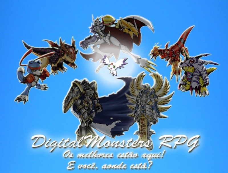Digimon Oline RPG