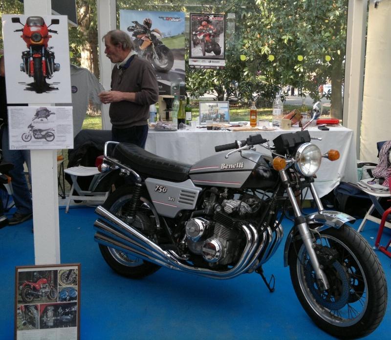 Salon moto legende vincennes 18 au 20 nov parc floral de - Salon de the vincennes ...