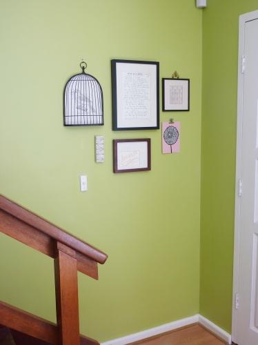 Pareti colorate verde mela una collezione di idee per for Design della casa verde
