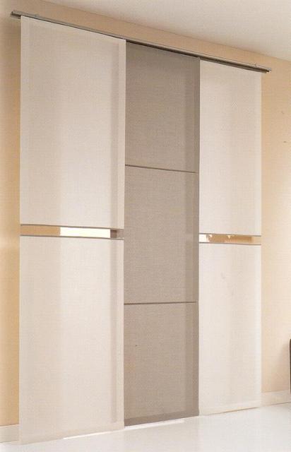 Stop cercando idee per rinnovare casa - Tende per porte esterne ...