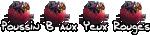 Poussin B. Aux Yeux Rouges