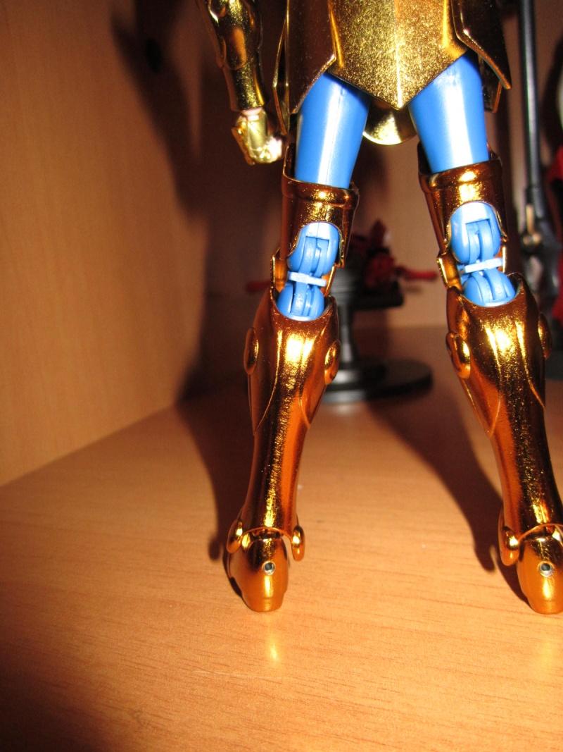 le DANNATE gambe di aiolia-ex