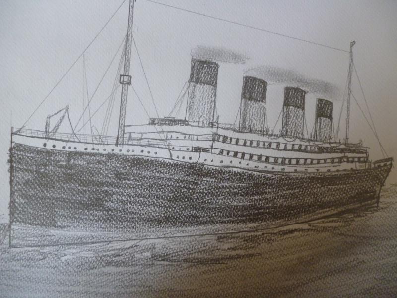 Titanic s by marcassin - Titanic dessin ...