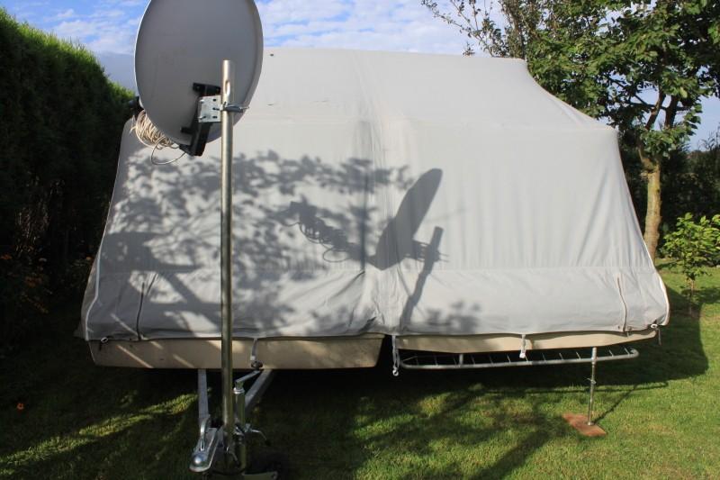 Ma camp let montage rapide - Orientation antenne rateau ...
