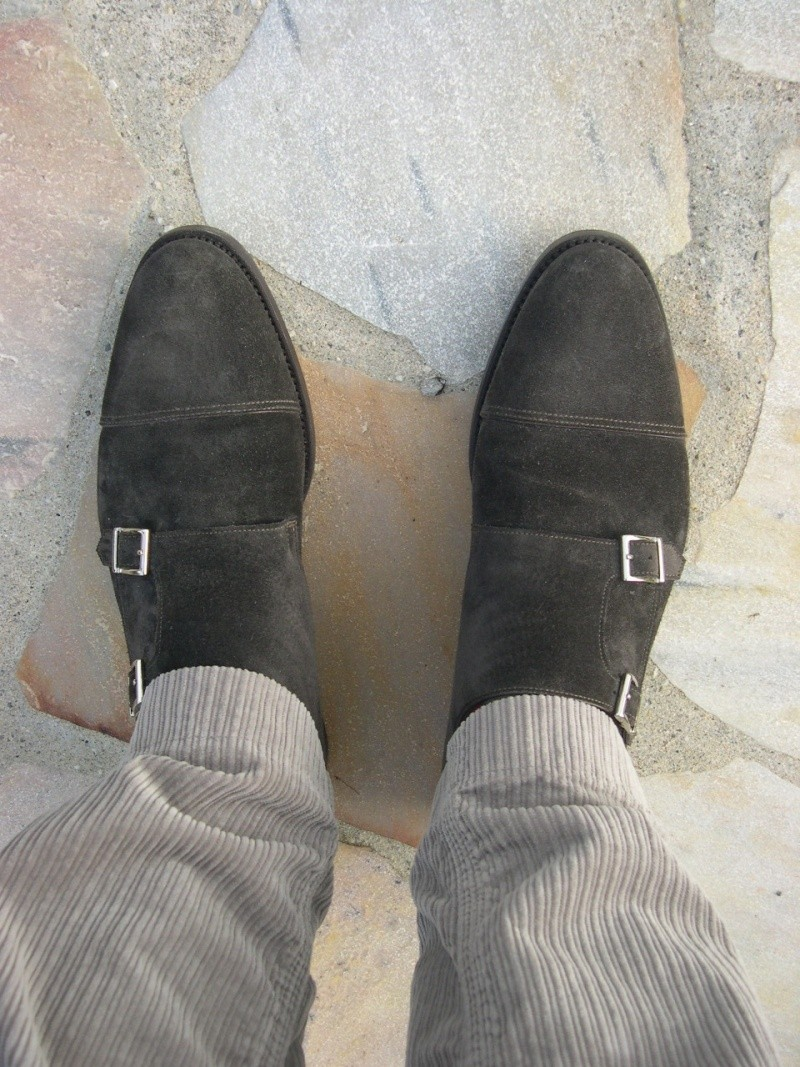 Quand porter des souliers gris for Que porter avec du gris