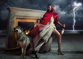 Волк или Красная Шапочка