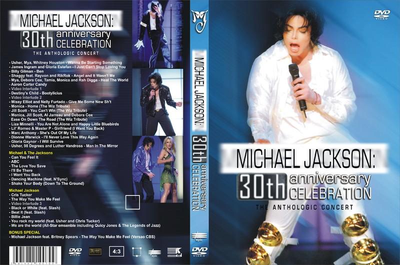 Descarga Video Michael Jackson 30th Anniversary Madison