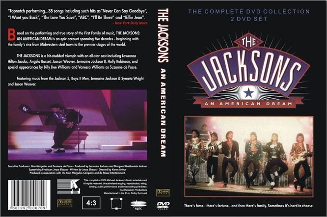 The Jacksons An American Dream 1 Minute Wiki - YouTube