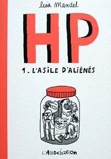 #8-HP-L'asile d'aliénés de Lisa Mandel