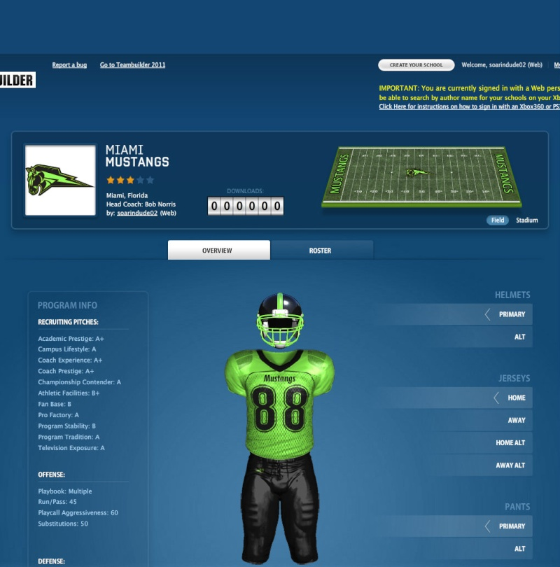 Best Teambuilder Team Page 21 Operation Sports Forums