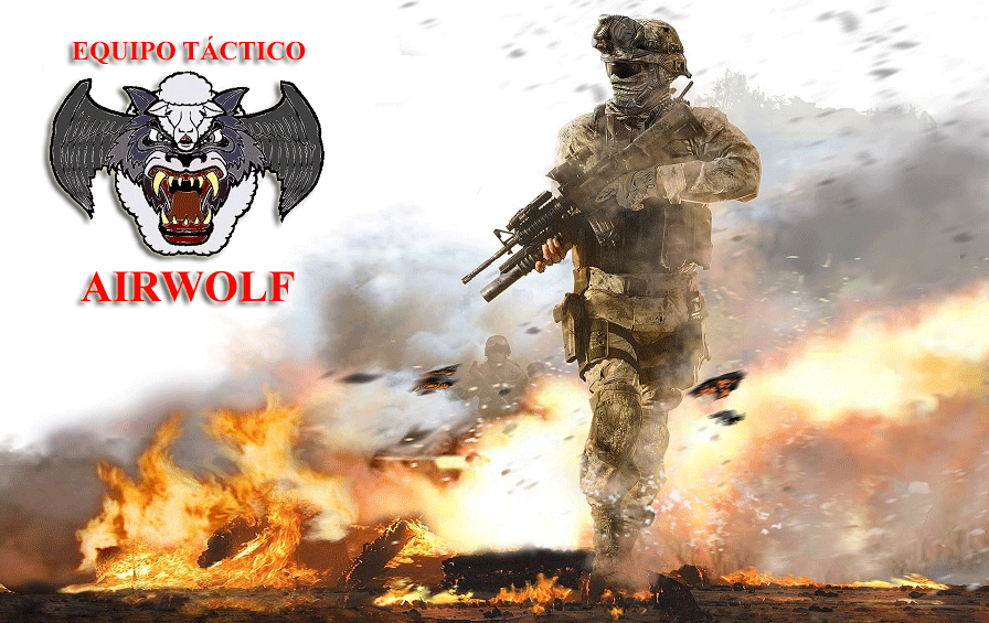 ..::EQUIPO TACTICO AIRWOLF::..