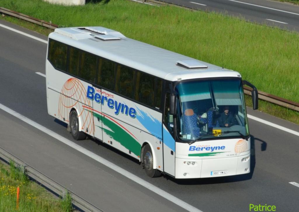 Cars et bus de la r gion nord pas de calais page 3 for Voyage bereyne