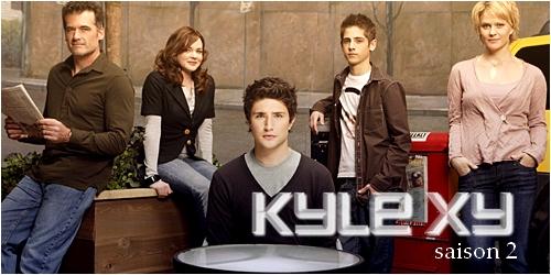Kyle XY saison 2 en français
