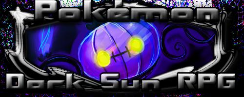 Pokémon Dark Sun RPG