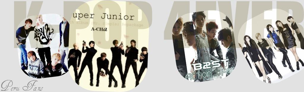 K-POP 4EVER