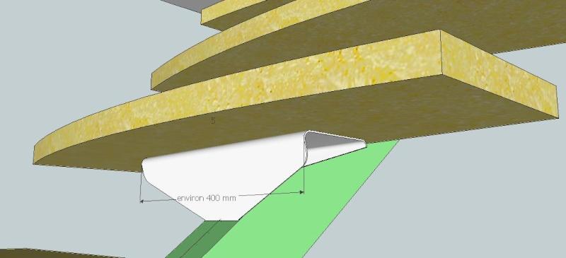 escalier mono poutre bois et metal. Black Bedroom Furniture Sets. Home Design Ideas