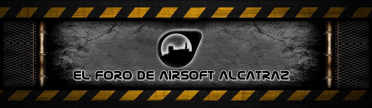 AIRSOFT  ALCATRAZ