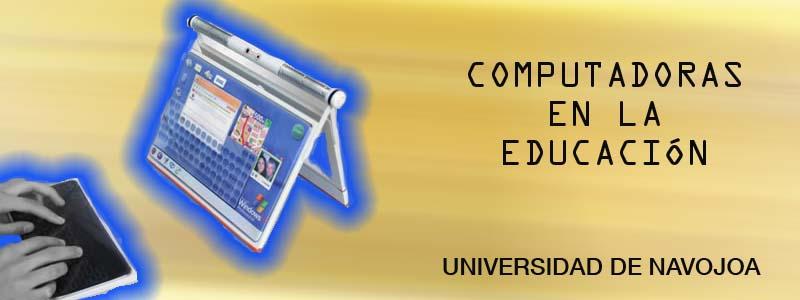 Computadoras en la Educación