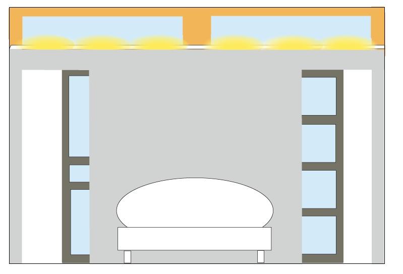 Besoin d 39 aide pour cloison sympa salle de bain chambre for Cloison salle de bain chambre