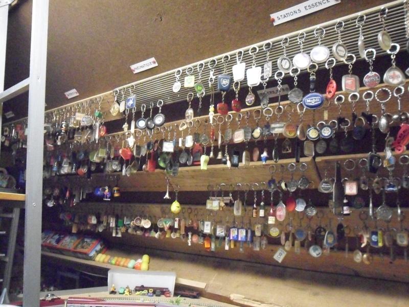 Ma collection de porte cl et de cendriers for Collection de porte clefs