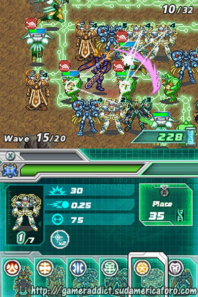 Bakugan Rise Of The Resistance Nds
