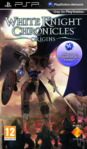 White Knight Chronicles Origins (EUR)(FS)