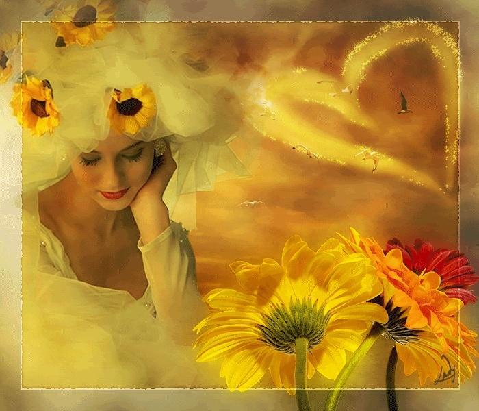Maurane.........Fais-moi une fleur°°°° dans MES EMOTIONS EN CHANSONS jaune11